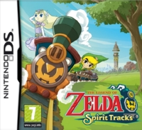 The Legend of Zelda : Spirit Tracks - Console Virtuelle
