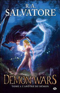 Demon Wars : L'Apôtre du Démon #3 [2009]