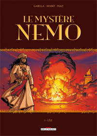 Le Mystère Nemo : L'île [#1 - 2010]