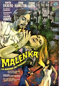 Malenka / Bloody Girl : Malenka [1969]