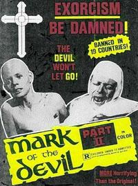 La Marque du Diable : La torture [1975]