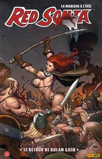 Red Sonja : Le retour de Kulan Gath #5 [2009]