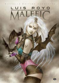 Malefic - Artbook