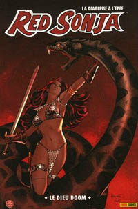 Red Sonja : Le dieu Doom [#6 - 2009]