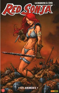 Red Sonja : Les animaux [#7 - 2009]