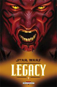 Star Wars Legacy - Saison 1 : Renégat #6 [2010]