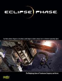 Eclipse Phase : Livre de base