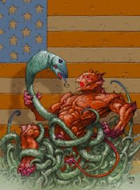 Le Serpent d'Angoisse [2010]