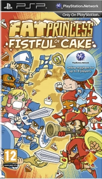 Fat Princess : Fistful of Cake [2010]