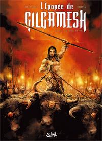 L'épopée de Gilgamesh, le trône d'Uruk