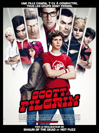 Scott Pilgrim vs. the World [2010]