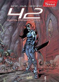 42 agents intergalactiques : Ari #2 [2010]