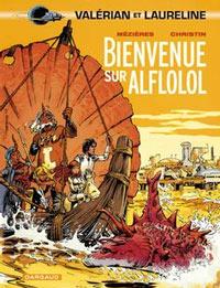 Valérian : Bienvenue sur Alflolol #4 [1972]