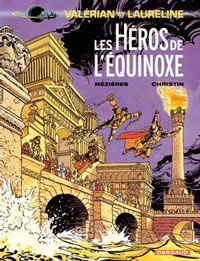 Valérian : Les Héros de l'équinoxe #8 [1978]