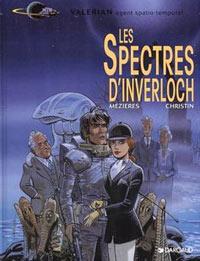 Valérian : Les Spectres d'Inverloch #11 [1984]