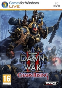 Warhammer 40 000 : Dawn of War II : Chaos Rising [#2 - 2010]