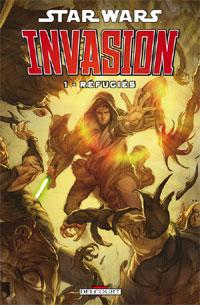 Star Wars : Invasion 1 : Réfugiés #1 [2010]