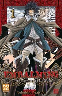 Embalming - Une autre histoire de Frankenstein : Embalming [#1 - 2010]