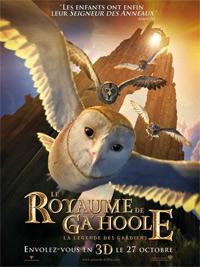 Les Gardiens de Ga'Hoole : Royaume de Ga'Hoole - la légende des gardiens [2010]