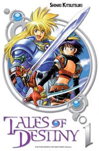 Tales of Destiny #1 [2010]