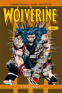 X-Men : L'intégrale Wolverine 1990 [2010]
