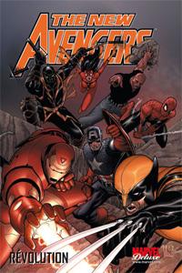 Les Vengeurs : New Avengers, Révolution #3 [2010]