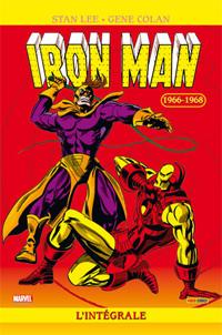 Iron Man l'Intégrale 1966 - 1968 [2010]