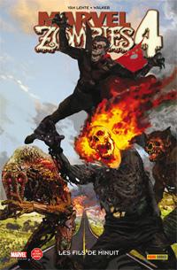 Marvel Zombies : Les fils de minuit #5 [2010]