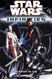 Star Wars : Infinities 3. Le retour du Jedi [#3 - 2010]