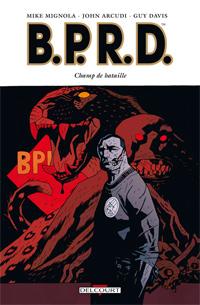 Hellboy : B.P.R.D. : Champ de bataille #8 [2010]