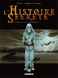 L'histoire secrète : La Fin de Camelot [#18 - 2010]
