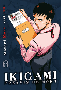Ikigami - Préavis de mort : Ikigami [#6 - 2010]