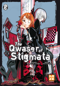 The Qwaser of Stigmata [#8 - 2010]