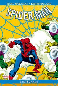 Spider-Man : l'intégrale 1979 #19 [2010]