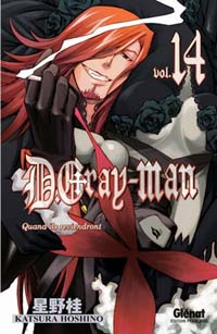 D. Gray-man [#14 - 2009]