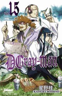 D. Gray-man #15 [2009]
