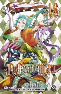 D. Gray-man [#18 - 2010]