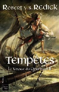 Le Voyage du Chathrand : Tempêtes [#2 - 2010]