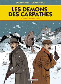 Les Démons des Carpathes : Le Mangeur d'âmes [#2 - 2010]
