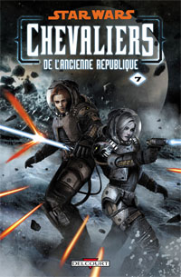 Star Wars : Chevaliers de l'Ancienne République : La Destructrice #7 [2010]