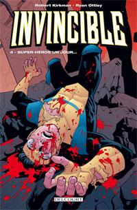 Invincible : Super-héros un jour... #4 [2010]