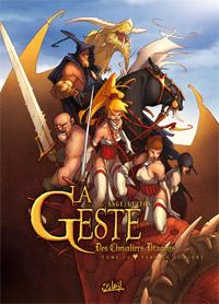 La Geste des Chevaliers Dragons : Vers la lumière #10 [2010]