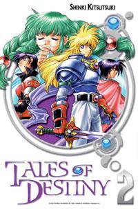 Tales of Destiny #2 [2010]
