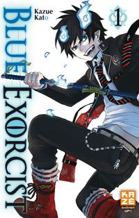 Blue Exorcist #1 [2010]