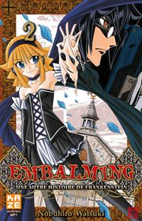 Embalming - Une autre histoire de Frankenstein : Embalming [#2 - 2010]