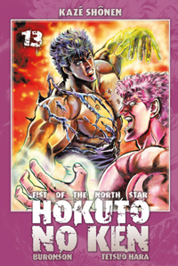 Ken le survivant : Hokuto no Ken, Fist of the north star [#13 - 2010]