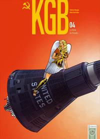 KGB : La porte du Paradis [#4 - 2010]