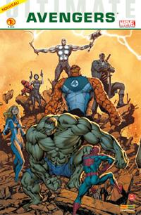 Les Vengeurs : Ultimates Avengers [2010]