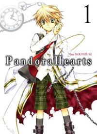 Pandora Hearts [#1 - 2010]