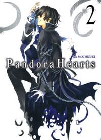 Pandora Hearts #2 [2010]